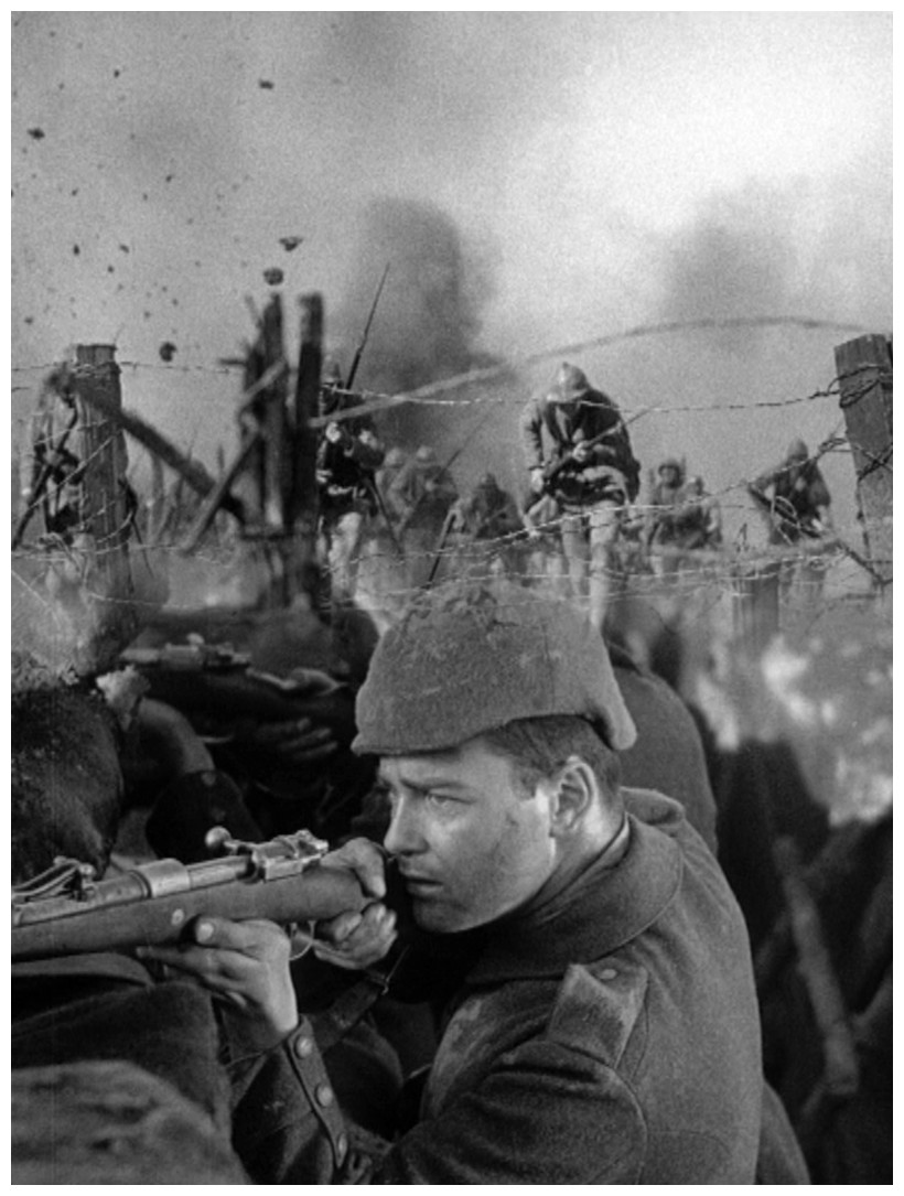 a portrayal of world war i in all quiet on the western front by erich maria remarque On the hundredth anniversary of the end of world war i: a hardcover edition of  the classic tale  all quiet on the western front by erich maria remarque   erich maria remarque's classic novel not only portrays in vivid detail the  combatants'.