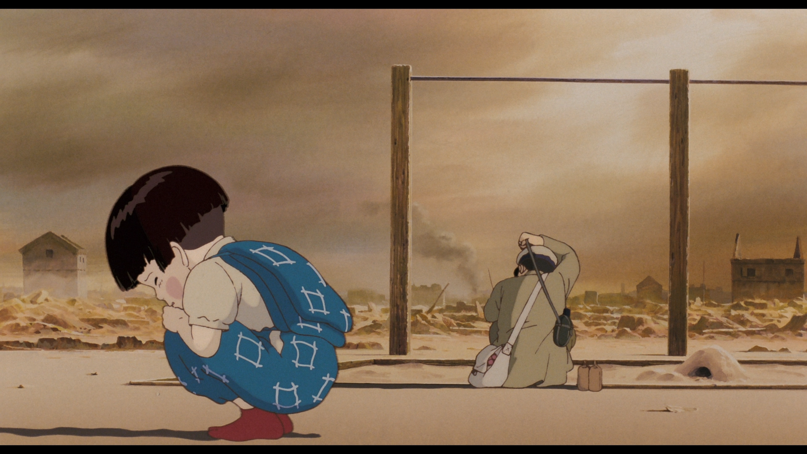 Grave Of The Fireflies 1988 The Pop Culture Historian