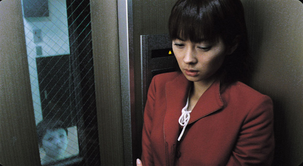 It's the scene everyone and their dog talks about in the remake! Only with Ito Misaki!