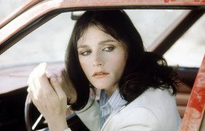 Margot Kidder as Lois Lane.