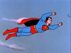 The New Adventures of Superman.