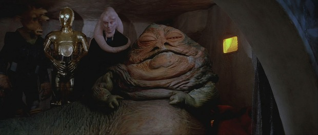 return of the jedi jabba