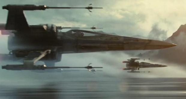 force awakens xwing